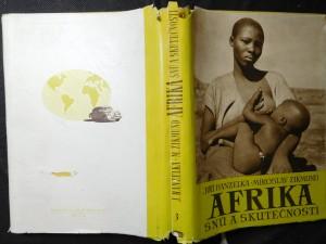 náhled knihy - Afrika snů a skutečnosti 3