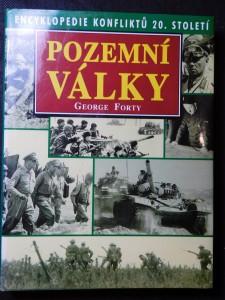 náhled knihy - Pozemní války