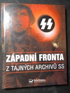 náhled knihy - Západní fronta : z tajných archivů SS
