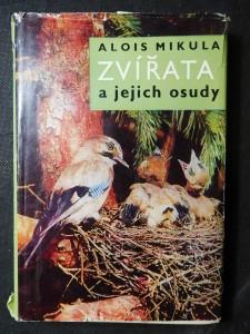 náhled knihy - Zvířata a jejich osudy
