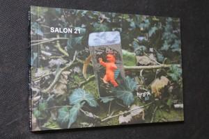 náhled knihy - Salon 21 : sborník textů
