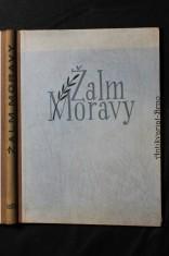 náhled knihy - Žalm Moravy : sborník