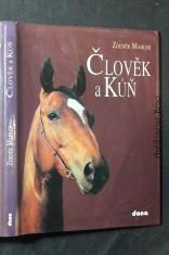 náhled knihy - Člověk a kůň