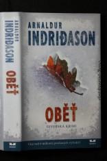náhled knihy - Oběť : islandský detektivní román