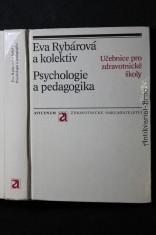 náhled knihy - Psychologie a pedagogika pro dětské sestry : [učebnice pro stř. zdravot. školy]