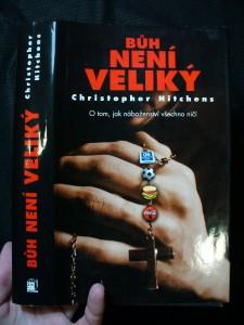 náhled knihy - Bůh není veliký : o tom, jak náboženství všechno zničí