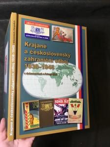 náhled knihy - Krajané a československý zahraniční odboj 1938-1945 : v dokumentech a fotografiích