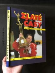náhled knihy - Zlaté časy : kronika vítězství na MS '99