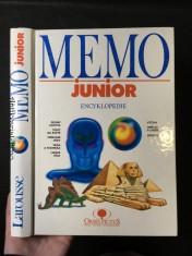 náhled knihy - Memo junior : [encyklopedie