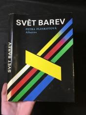 náhled knihy - Svět barev : pro čtenáře od 12 let