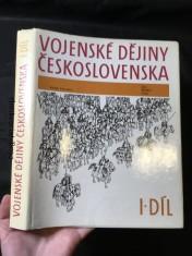 náhled knihy - Vojenské dějiny Československa, Díl I.