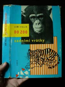 náhled knihy - Do zoo zadními vrátky
