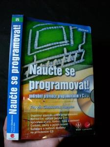 náhled knihy - Naučte se programovat! : podrobný průvodce programováním v C++