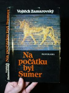náhled knihy - Na počátku byl Sumer