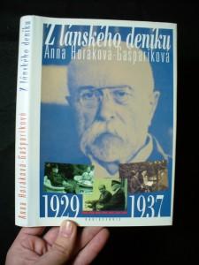 náhled knihy - Z lánského deníku : 1929-1937