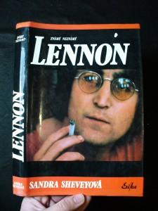 náhled knihy - Známý neznámý Lennon
