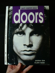 náhled knihy - Jejich vlastními slovy - Doors