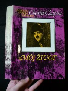 náhled knihy - Charles Chaplin - Moj život