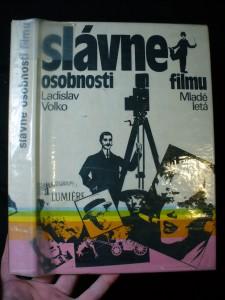 náhled knihy - Slávne osobnosti filmu