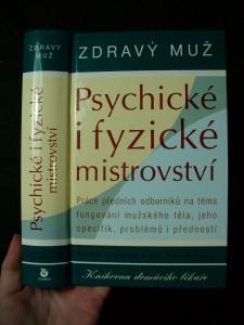 náhled knihy - Zdravý muž : psychické i fyzické mistrovství