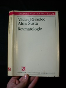 náhled knihy - Revmatologie
