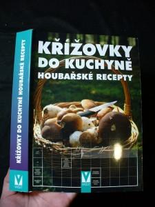 náhled knihy - Křížovky do kuchyně : houbařské recepty