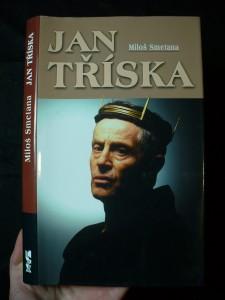 náhled knihy - Jan Tříska a jeho dvě kariéry