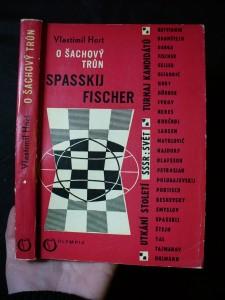 náhled knihy - O šachový trůn