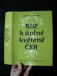 náhled knihy - Klíč k úplné květeně ČSR