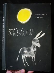 náhled knihy - Stříbrák a já : Andaluská elegie