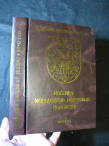 náhled knihy - Moravský historický sborník - Ročenka Moravského národního kongresu 1995