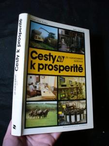 náhled knihy - Cesty k prosperitě
