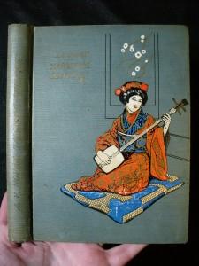náhled knihy - Japonské ženušky : povídky o japonském manželství