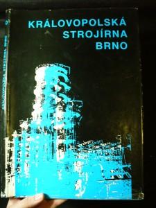 náhled knihy - Královopolská strojírna Brno 1889-1989