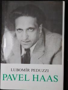 náhled knihy - Pavel Haas : život a dílo skladatele