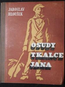 náhled knihy - Osudy tkalce Jana