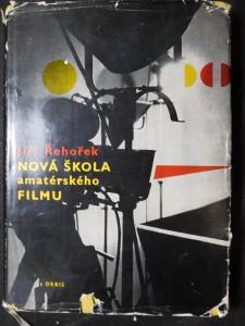 náhled knihy - Nová škola amatérského filmu