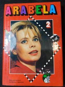 náhled knihy - Arabela. Díl 2
