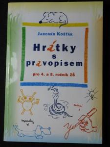 náhled knihy - Hrátky s pravopisem pro 4. a 5. ročník ZŠ