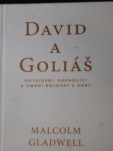 náhled knihy - David a Goliáš : outsideři, odpadlíci a umění bojovat s obry
