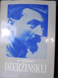 náhled knihy - Dzeržinskij