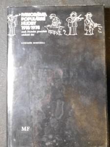 náhled knihy - Panoráma populární hudby