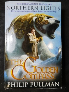 náhled knihy - The Golden Compass