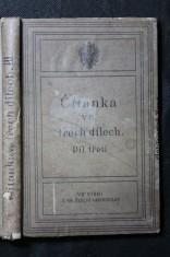 náhled knihy - Čítanka ve třech dílech. Díl 3.