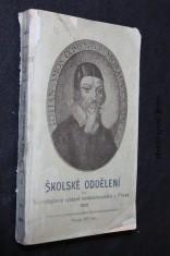 náhled knihy - Katalog Školského oddělení na Národopisné výstavě českoslovanské v Praze roku 1895