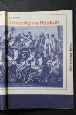 náhled knihy - U muziky na Podluží