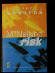náhled knihy - McNallyho risk
