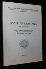 náhled knihy - Sociální ochrana
