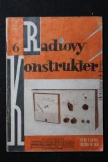 náhled knihy - Radiový Konstruktér