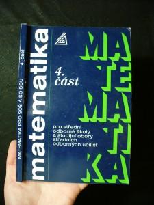 náhled knihy - Matematika pro střední odborné školy a studijní obory středních odborných učilišť, 4. část